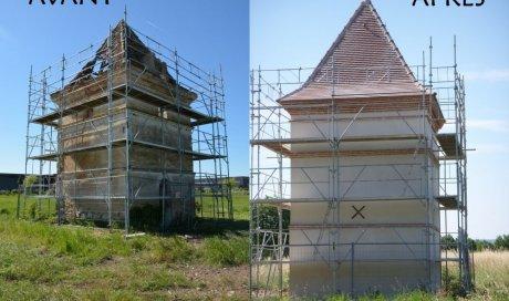 Rénovation de charpente Albi
