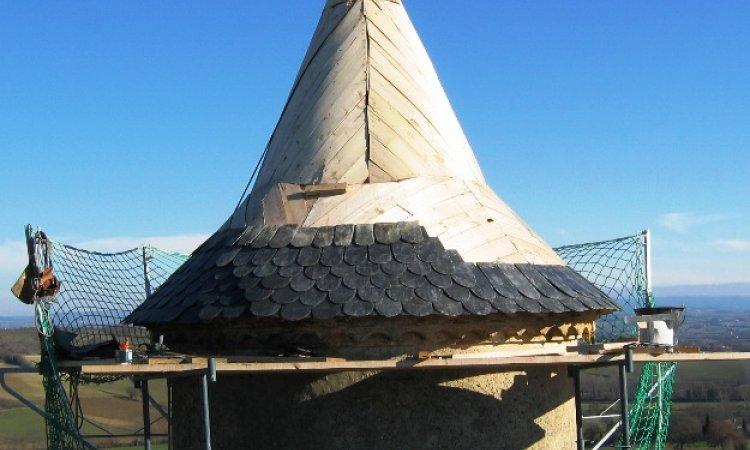Couverture ardoise Albi Tarn